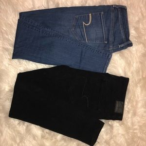 American Eagle Hi-Rise Jeggings - Selling Together